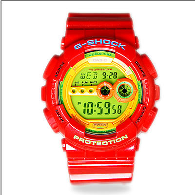 Casio GD-100HC-4ER