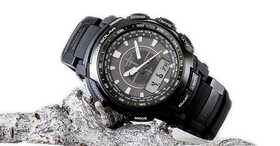 Casio PRW-5100-1ER